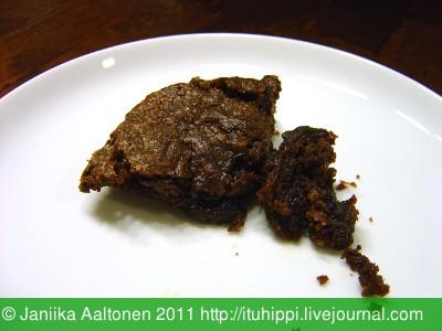 vegaaniset browniet